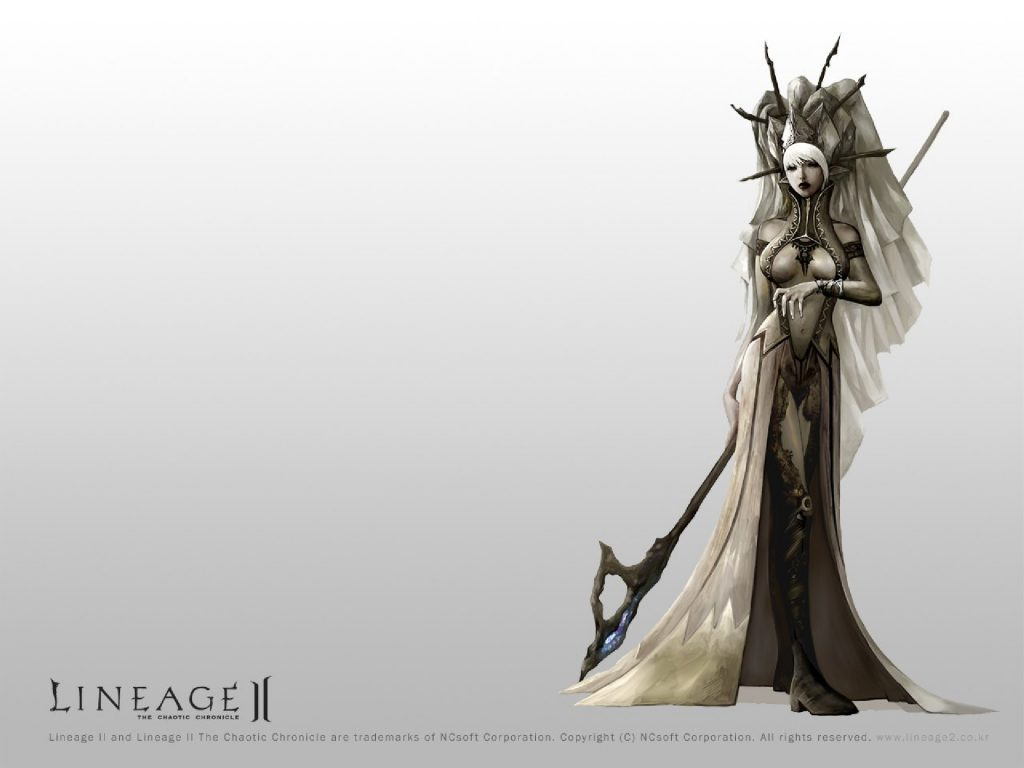 Lineage Wallpaper