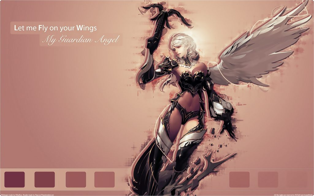 Lineage Widescreen Wallpaper