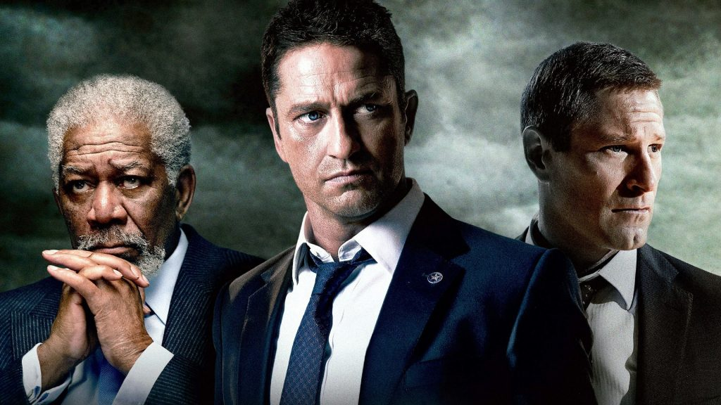 London Has Fallen Full HD Wallpaper