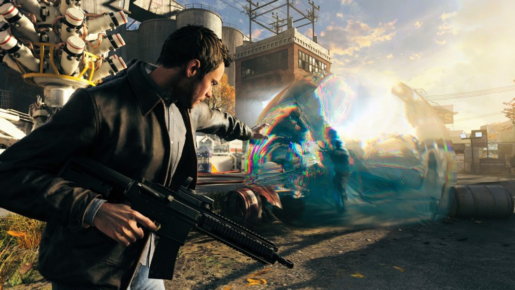 Quantum Break 4K UHD Wallpaper