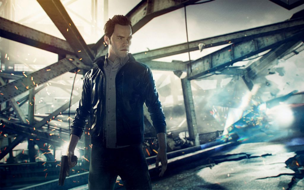 Quantum Break Widescreen Wallpaper