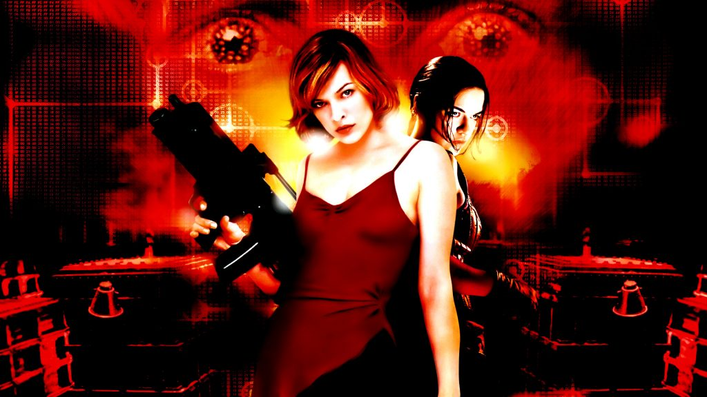 Resident Evil Full HD Wallpaper