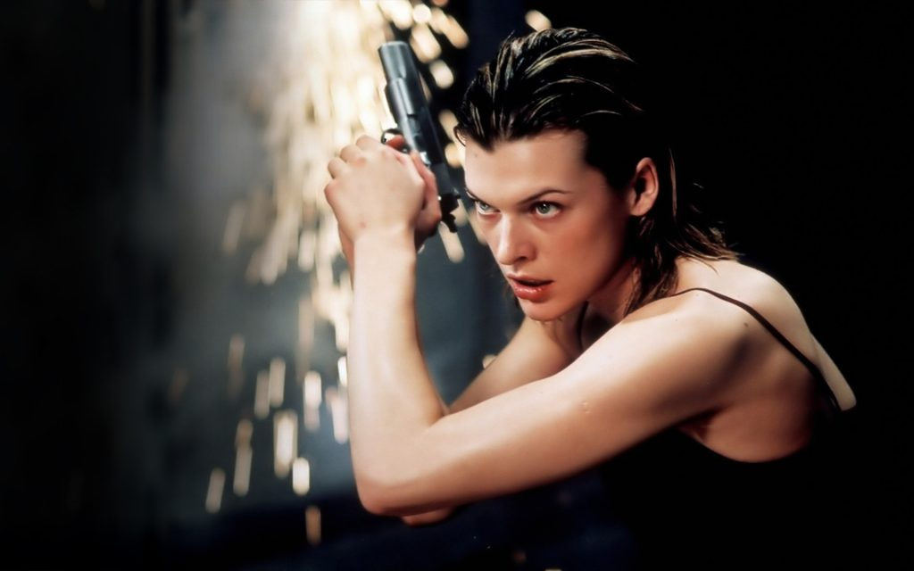 Resident Evil Widescreen Wallpaper