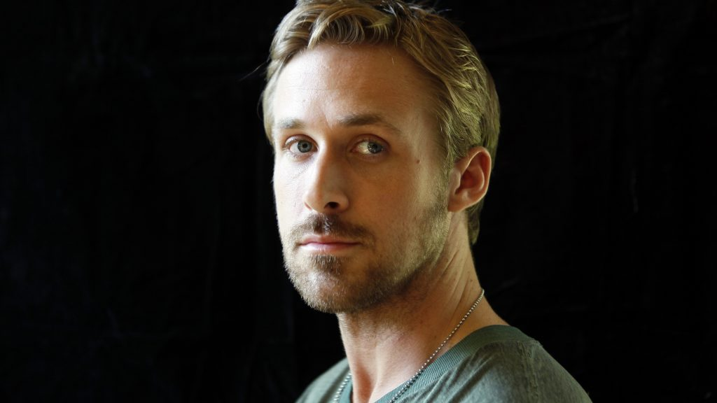 Ryan Gosling 4K UHD Wallpaper
