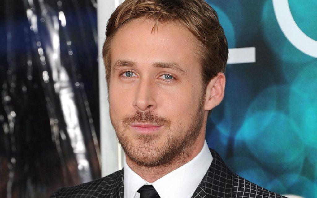 Ryan Gosling Widescreen Wallpaper