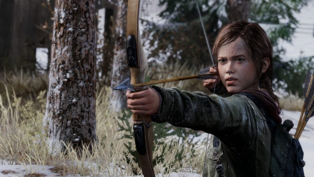 The Last Of Us Full HD Wallpaper
