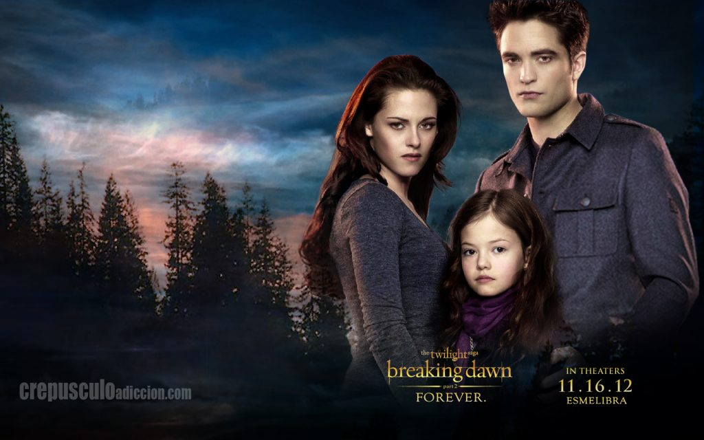 The Twilight Saga: Breaking Dawn - Part 2 Widescreen Wallpaper