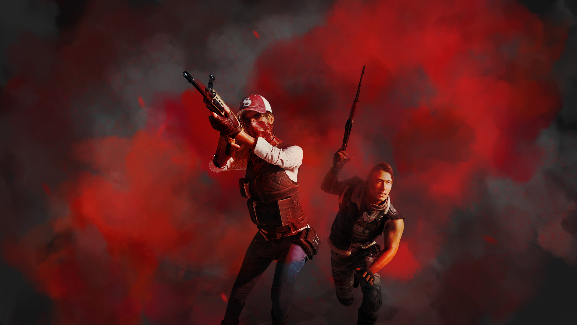 Pubg Wallpaper Themes: PlayerUnknown's Battlegrounds Wallpapers, Pictures, Images