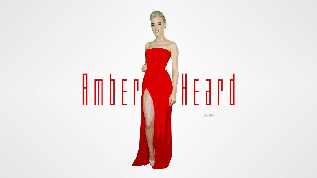 Amber Heard Background