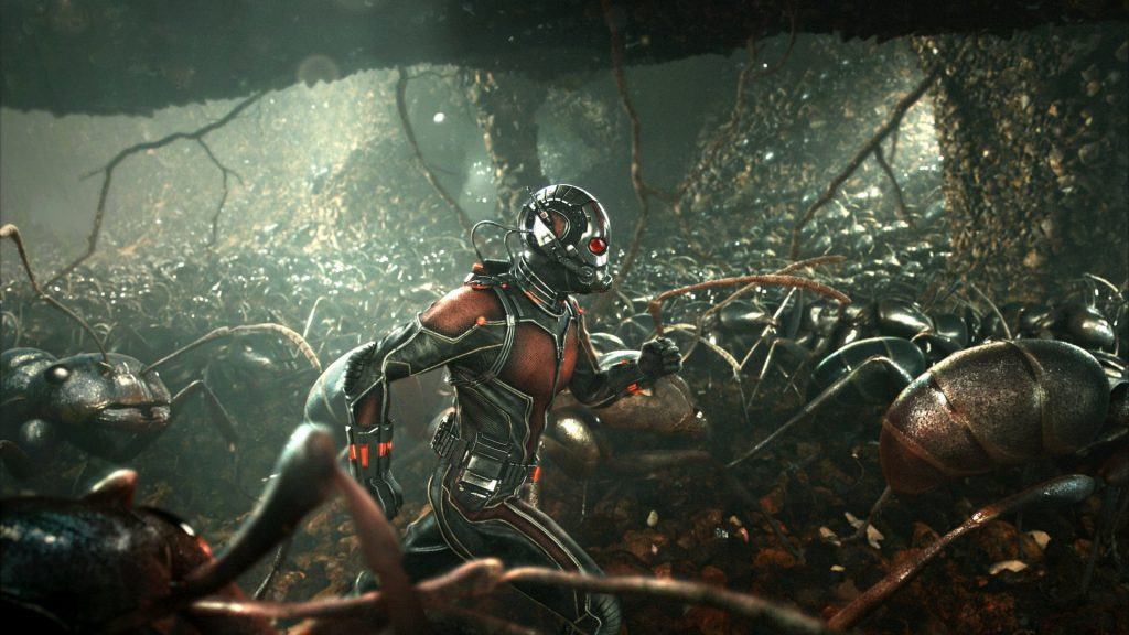 Ant-Man Full HD Wallpaper