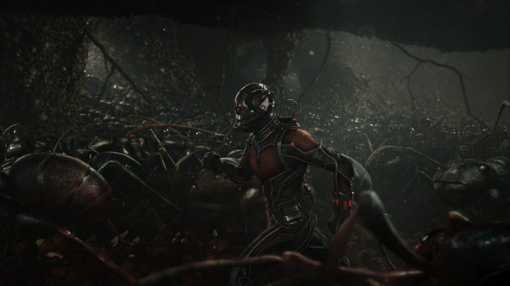 Ant-Man Wallpaper