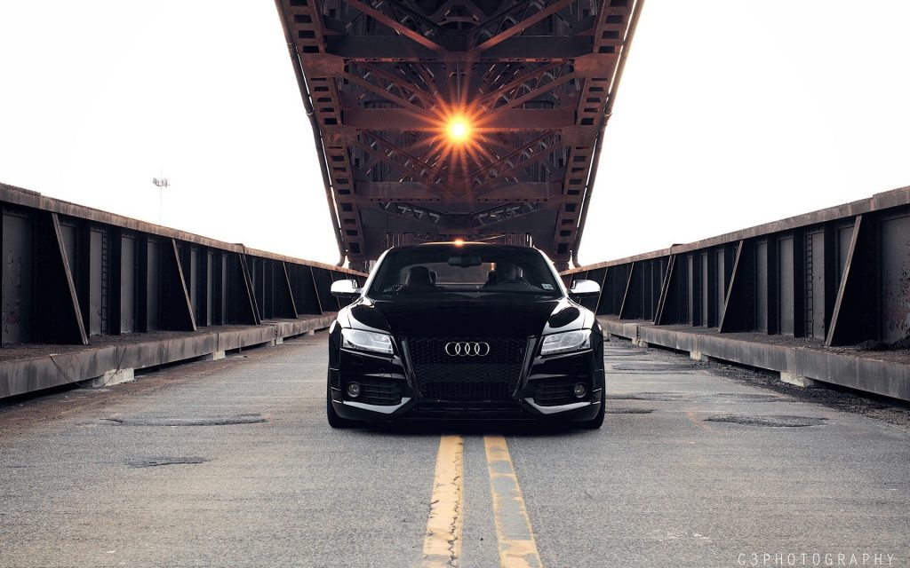 Audi Widescreen Wallpaper