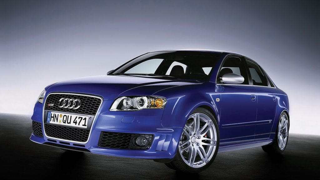 Audi Full HD Wallpaper