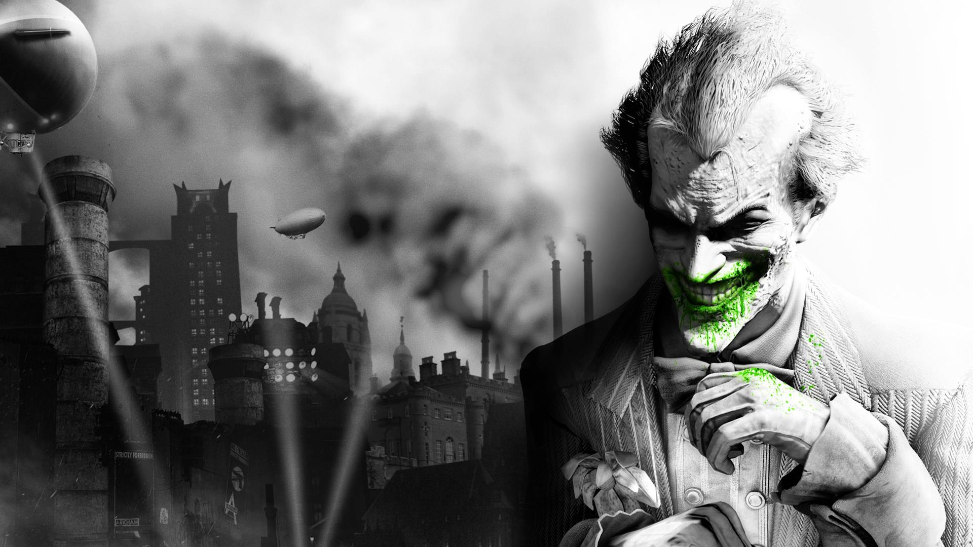 Batman: Arkham City Wallpapers, Pictures, Images