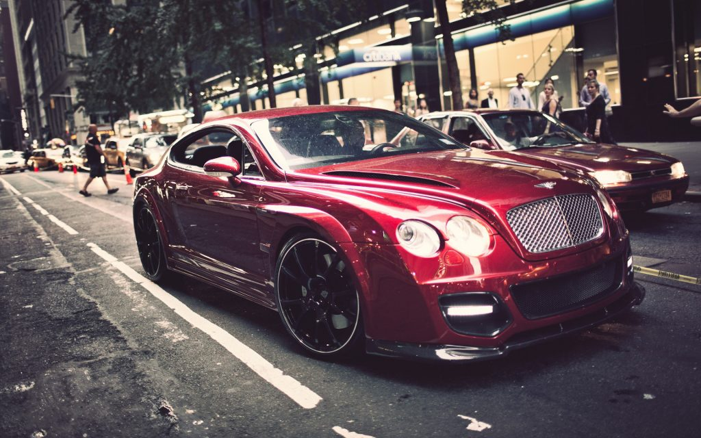 Bentley Widescreen Wallpaper