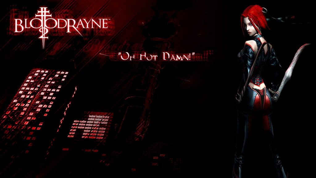 BloodRayne Full HD Wallpaper