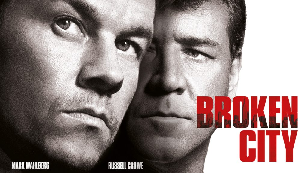 Broken City Full HD Wallpaper