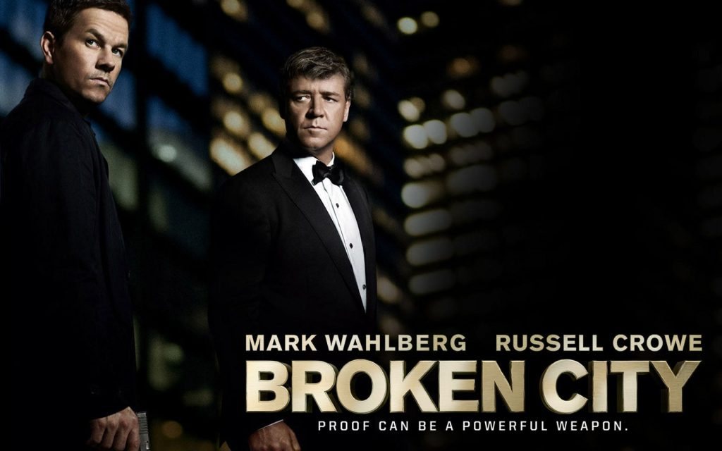 Broken City Widescreen Wallpaper