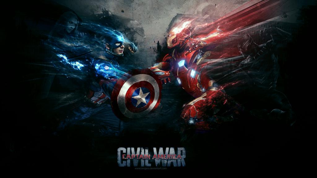 Captain America Civil War Wallpaper 4k: Captain America: Civil War Wallpapers, Pictures, Images