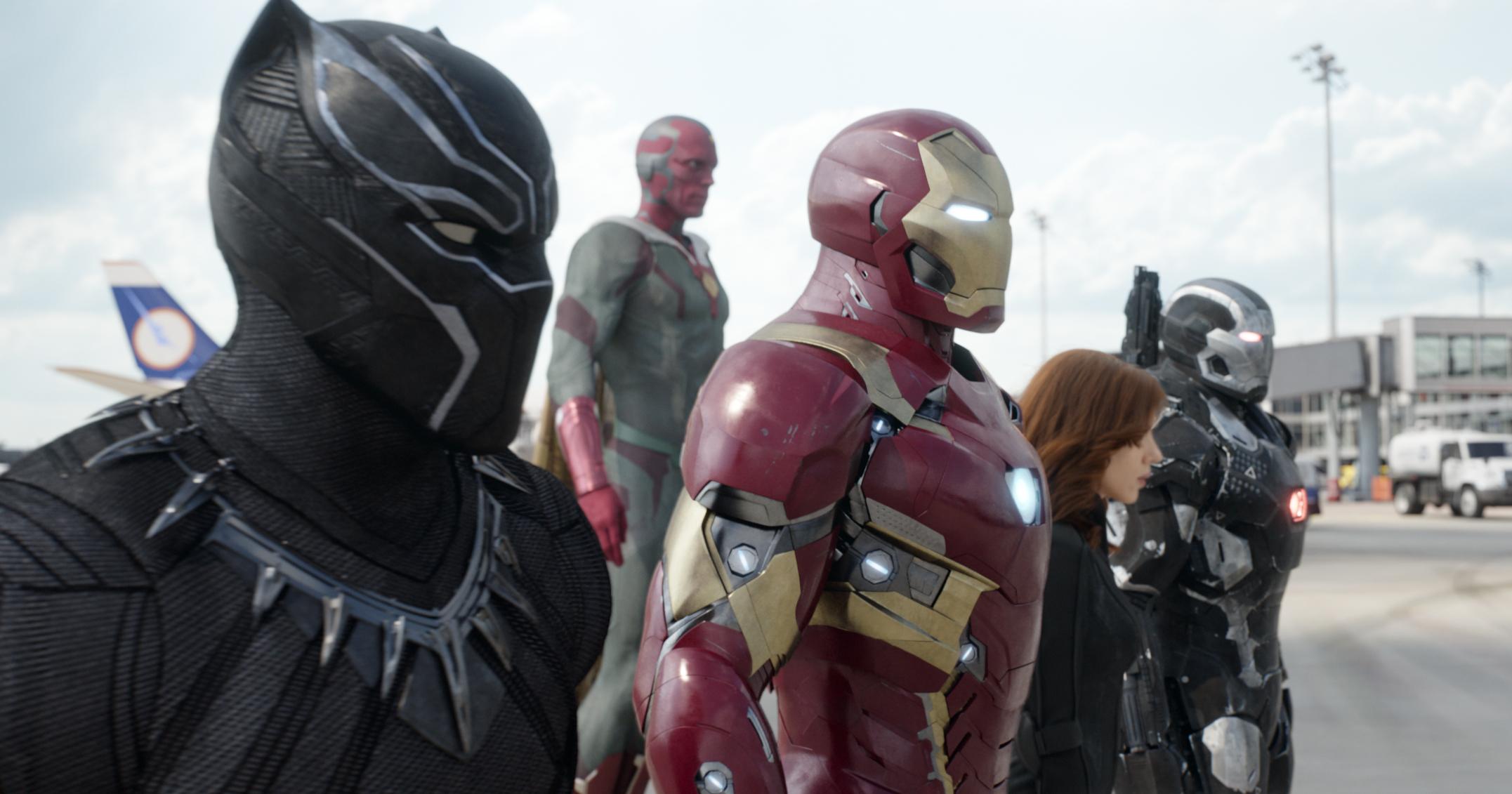 Captain America: Civil War Wallpapers