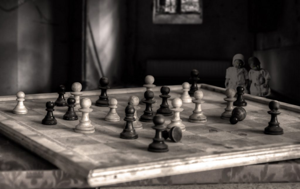 Chess HD Background