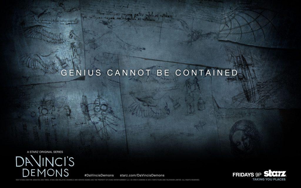Da Vinci's Demons Widescreen Wallpaper