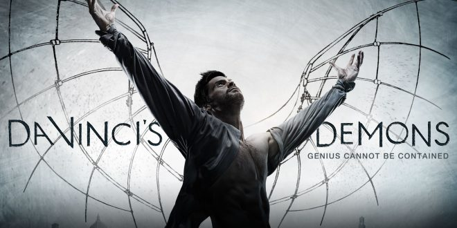 Da Vinci's Demons Wallpapers