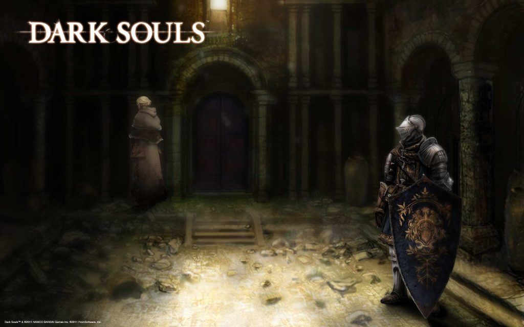 Dark Souls Widescreen Wallpaper
