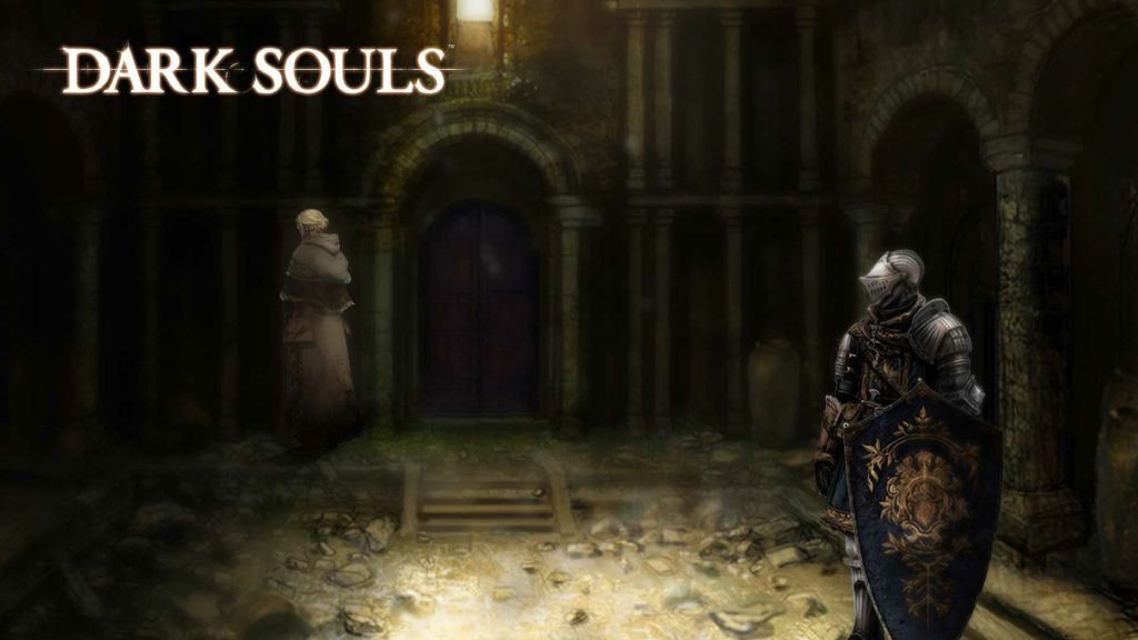 Dark Souls Full HD Wallpaper