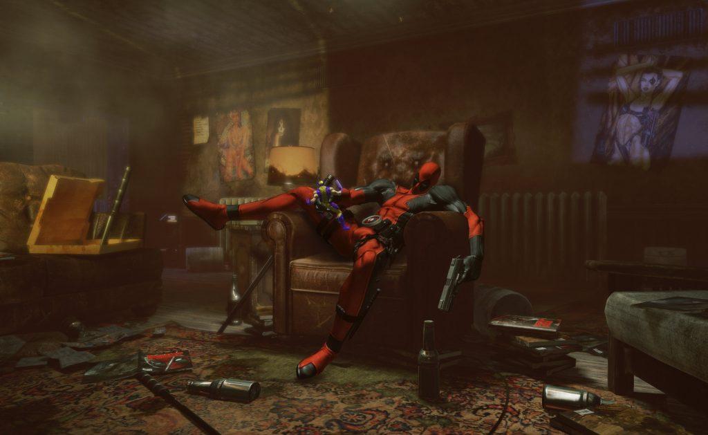 Deadpool HD Wallpaper