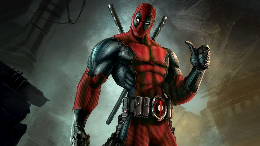 Deadpool HD Full HD Wallpaper