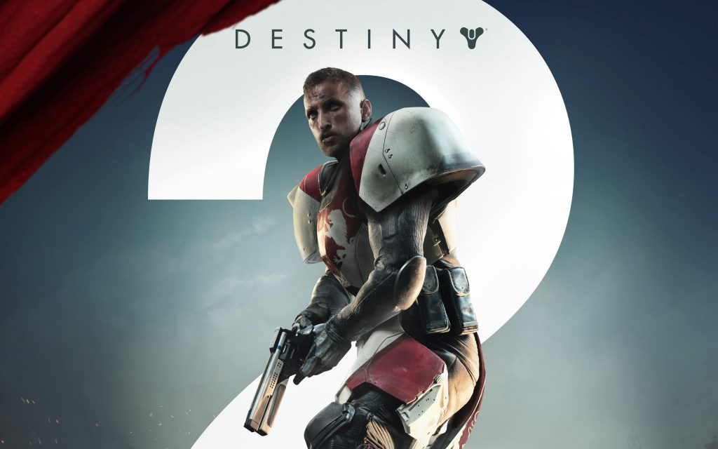 Destiny 2 4K Ultra HD Wallpaper