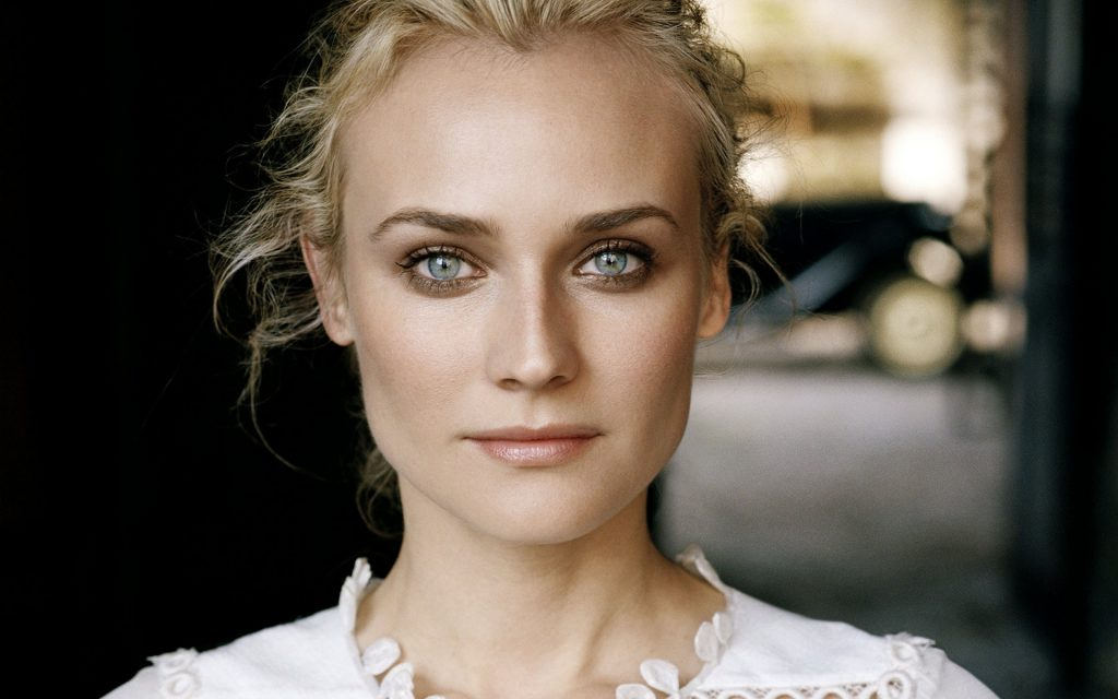 Diane Kruger Widescreen Background