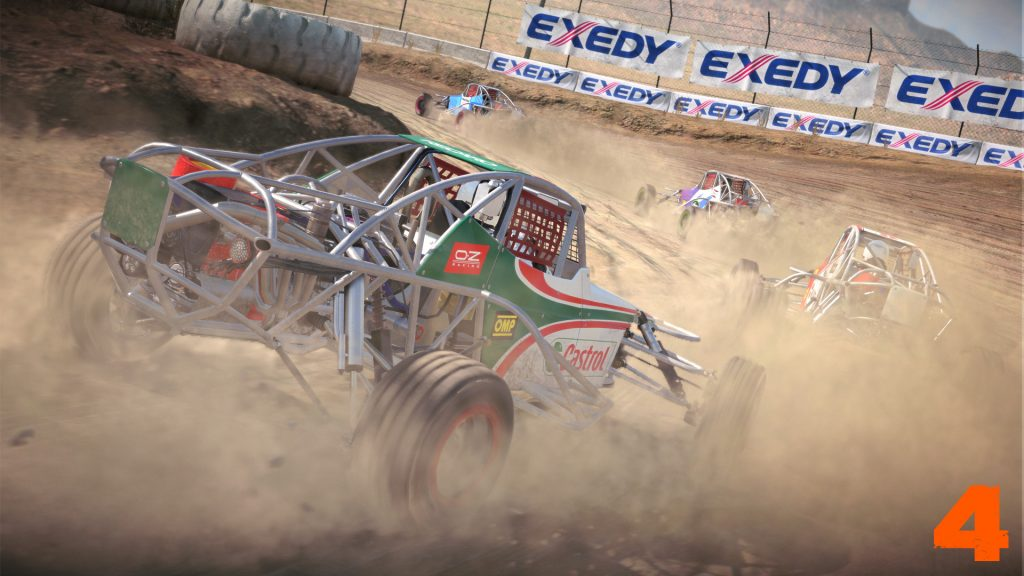 Dirt 4 Full HD Wallpaper