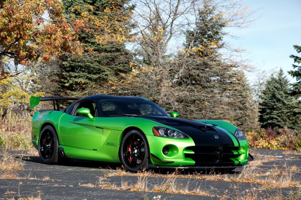 Dodge Viper Wallpaper
