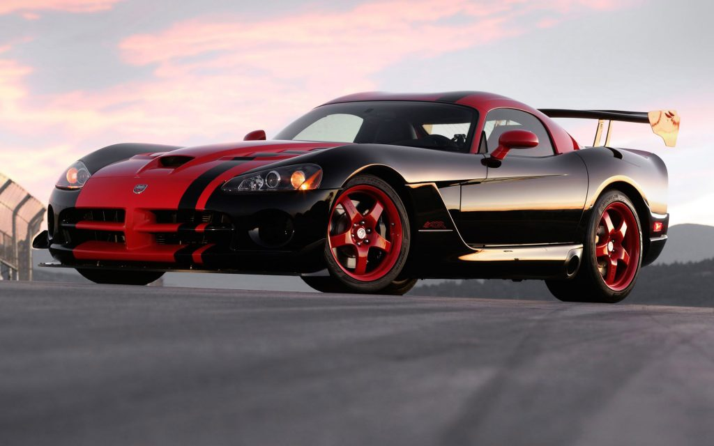 Dodge Viper Widescreen Wallpaper