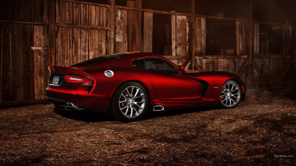 Dodge Viper Full HD Wallpaper