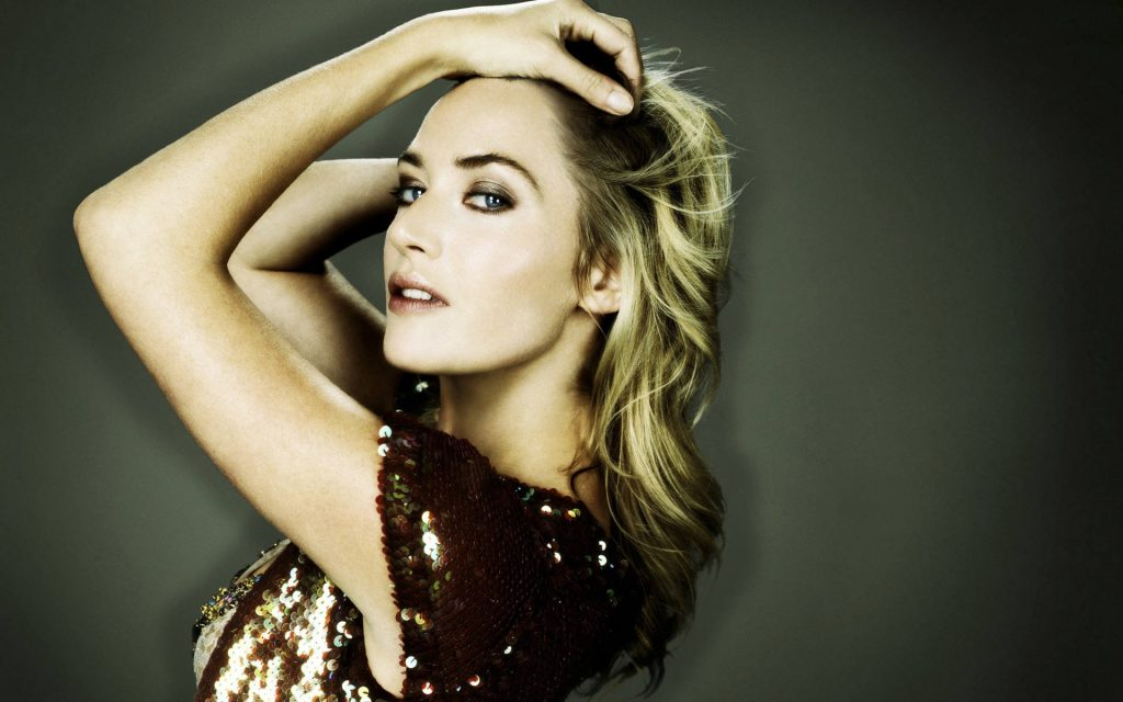 Kate Winslet Widescreen Background