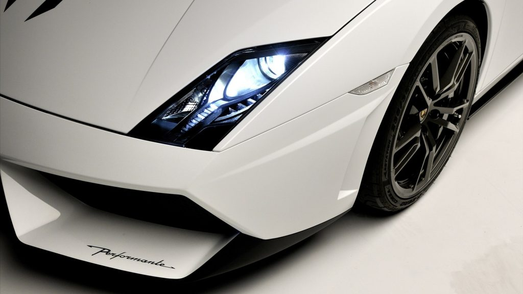 Lamborghini Gallardo Full HD Wallpaper