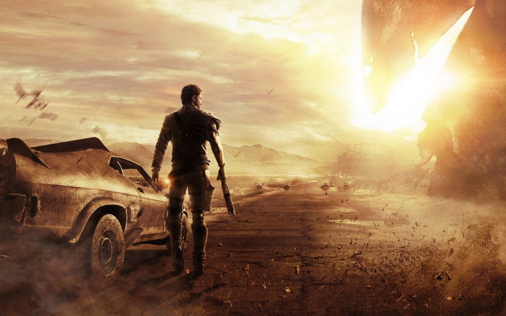 Mad Max Widescreen Wallpaper