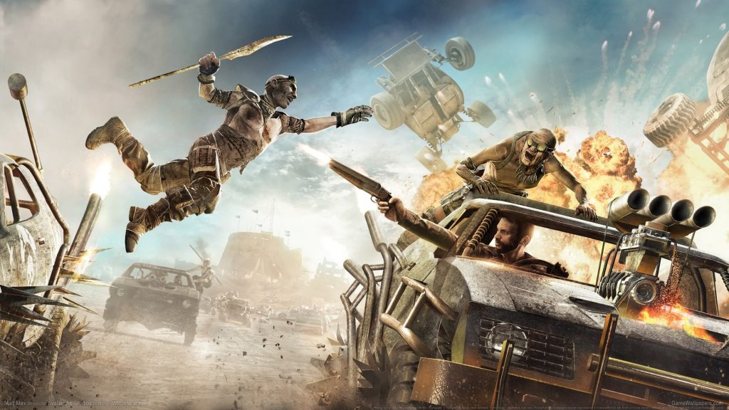 Mad Max Full HD Wallpaper