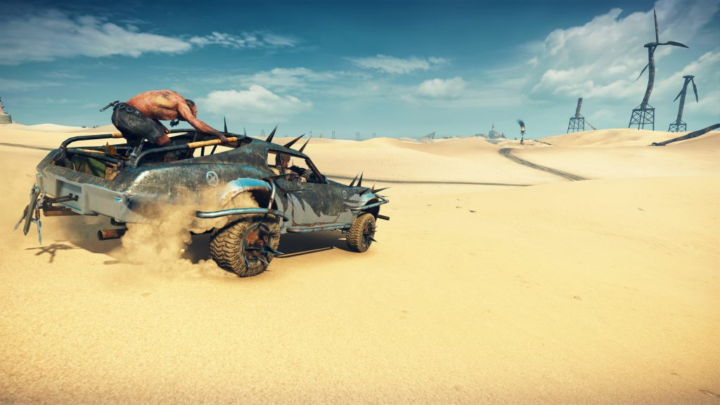 Mad Max 4K UHD Wallpaper