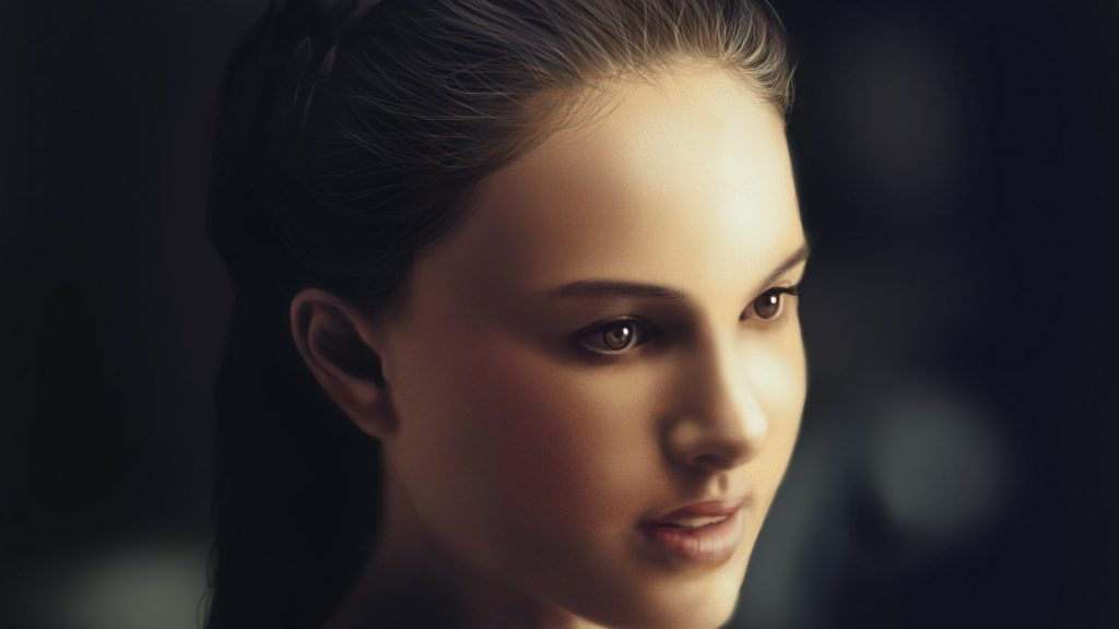 Natalie Portman Full HD Wallpaper