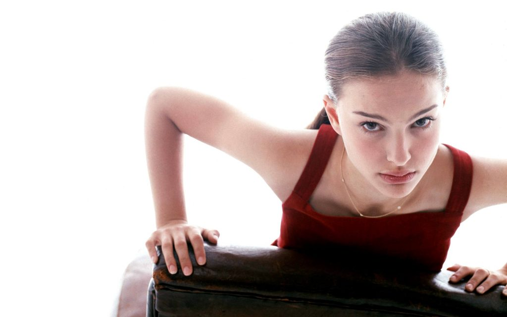 Natalie Portman Widescreen Wallpaper