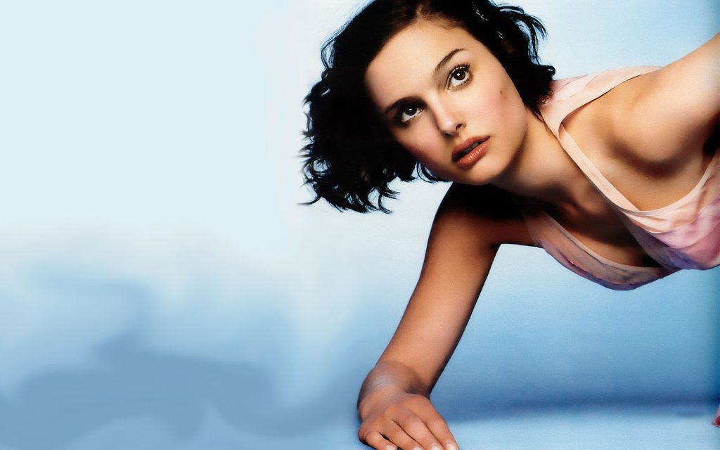 Natalie Portman Widescreen Wallpaper