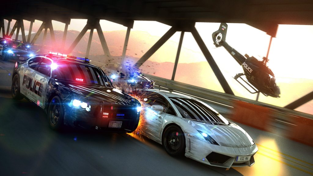 Need For Speed: Most Wanted Wallpaper