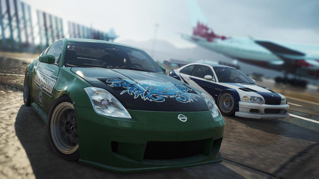 Need For Speed: Most Wanted Full HD Wallpaper