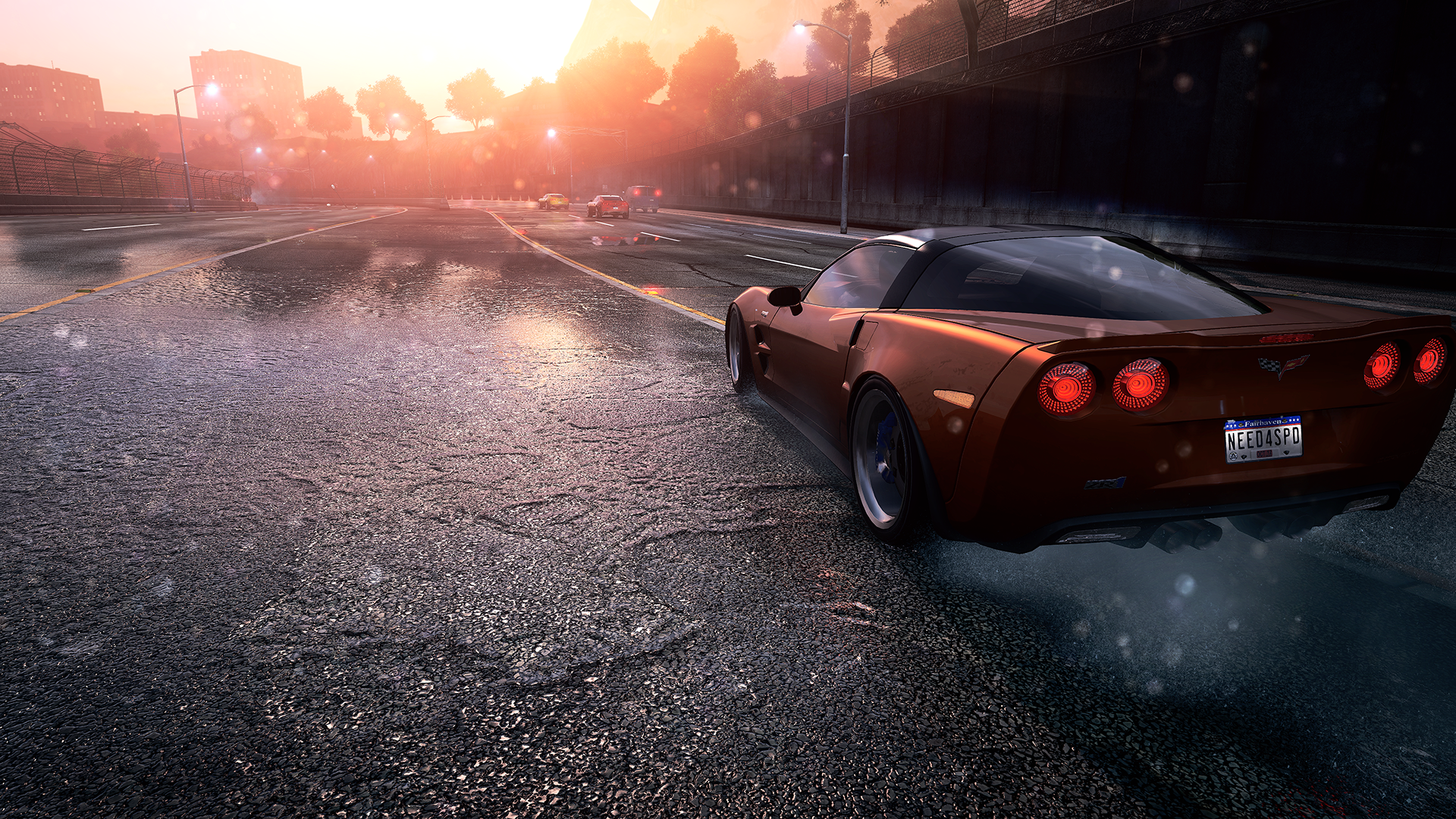 need for speed: most wanted wallpapers, pictures, images