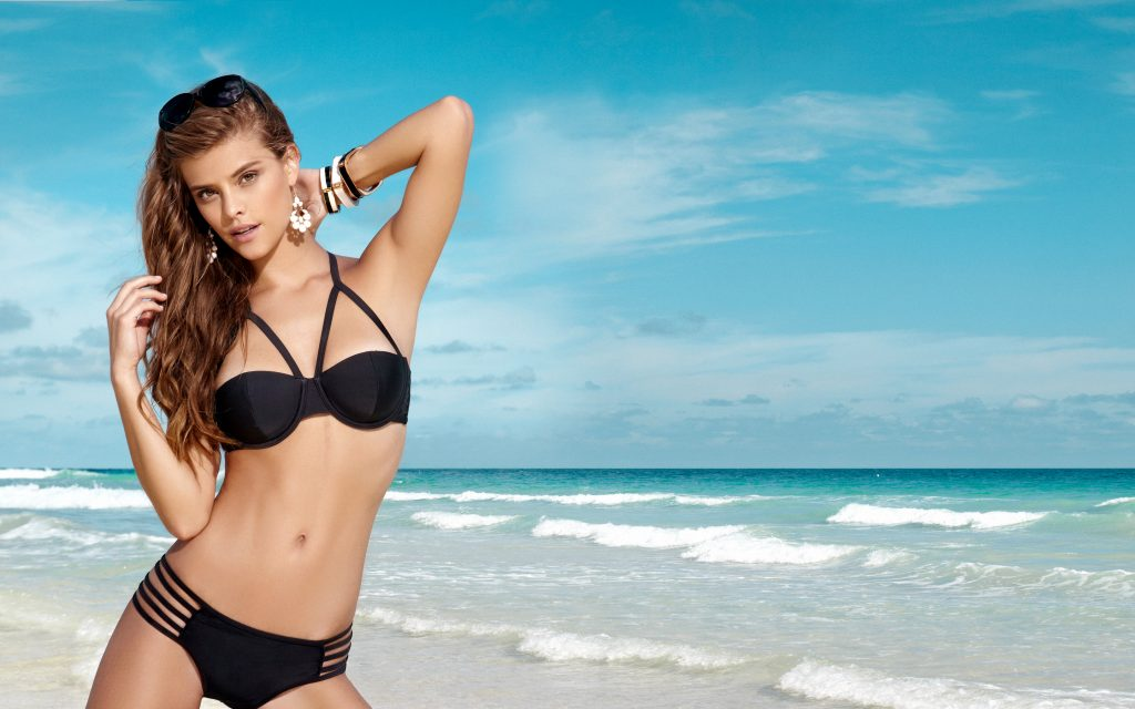 Nina Agdal Widescreen Wallpaper