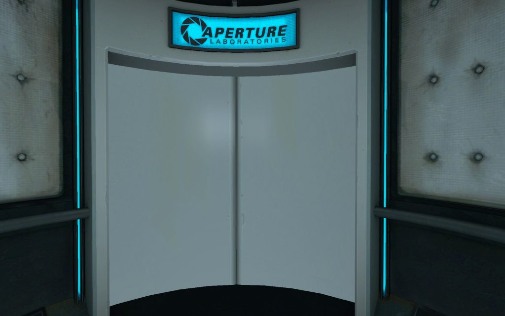 Portal Widescreen Wallpaper